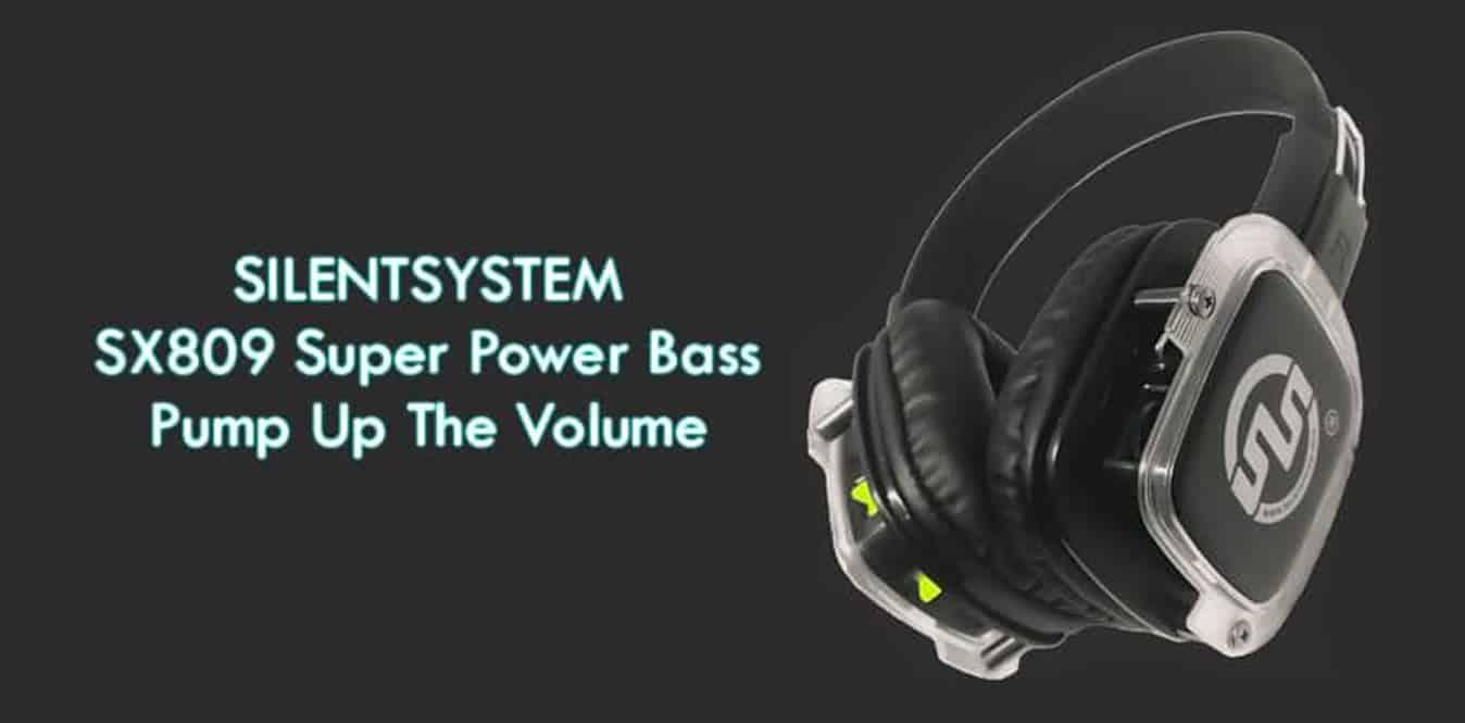 Cuffie SX610 Silentsystem Audio