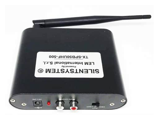 Trasmettitore RF TX-500 SPB | P2