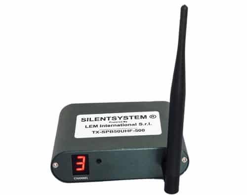 Trasmettitore RF TX-500 SPB | P3